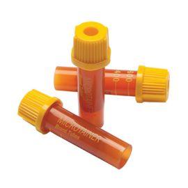 Microtainer Biochimie cu gel si protectie UV BD
