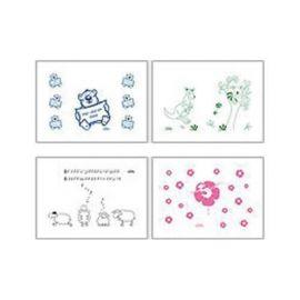 Bavete pentru copii cu desene