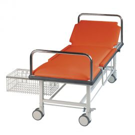 Canapea transport pacienti cu bare de impingere
