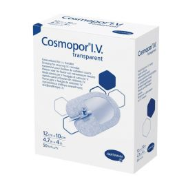 Cosmopor IV transparent fixare branule Hartmann