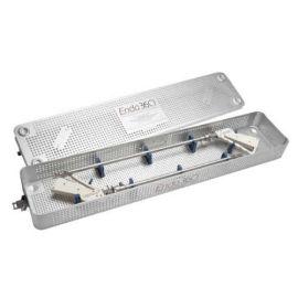 Cutie sterilizare otel inoxidabil pentru un dipozitiv Endo360°