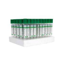 Vacutainer EAB Litiu Heparina capac verde 6ml