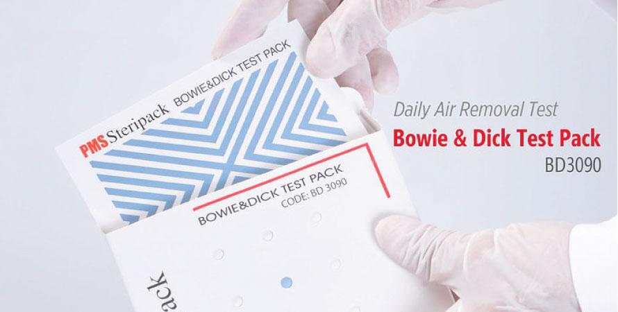 Bowie Dick si sterilizarea in autoclav